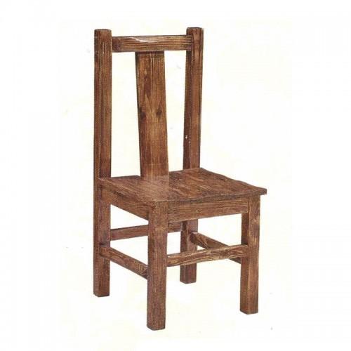 简约仿古中式实木餐椅62
