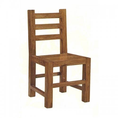简约实木椅子靠背餐椅64