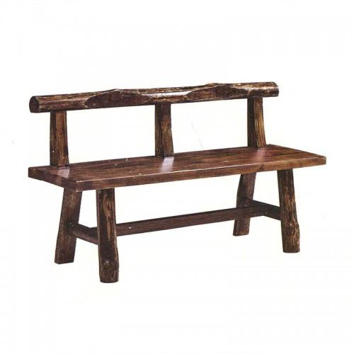 松木双人餐椅01