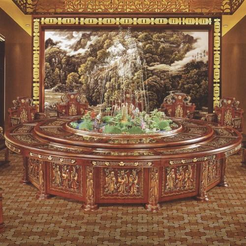 酒店豪华宴会桌30