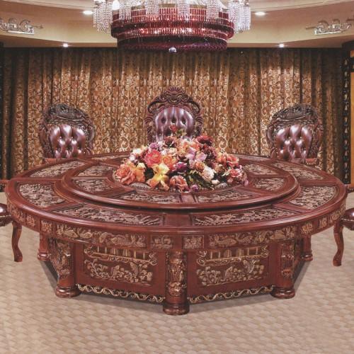 酒店豪华宴会桌34
