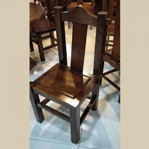 酒店餐厅中式实木餐椅69