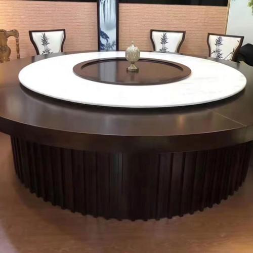 酒店餐厅电动餐桌214