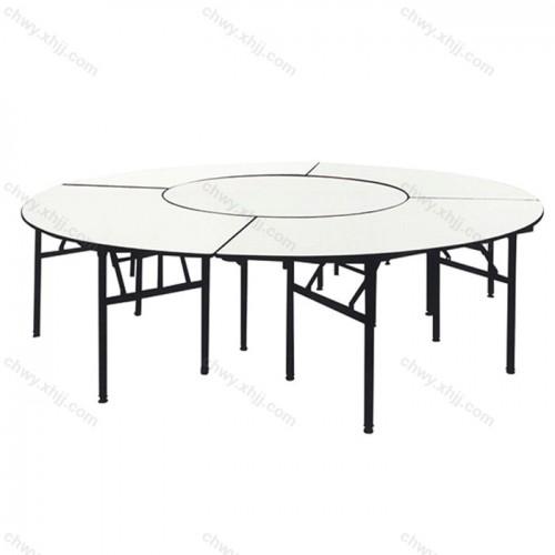 酒店宴会大圆桌餐桌07