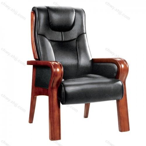 真皮会议椅会客椅02