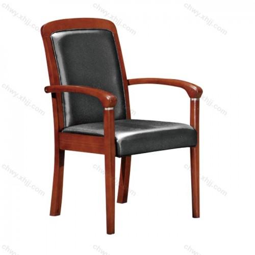 实木会议椅05
