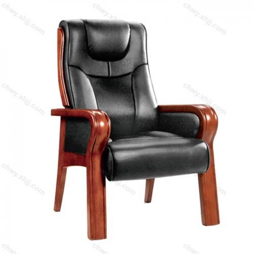 人体工学皮革椅07