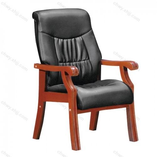 油漆实木办公椅08