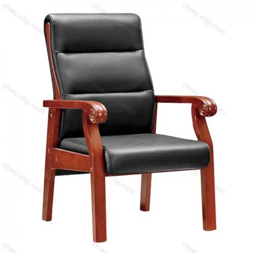 油漆实木办公椅11