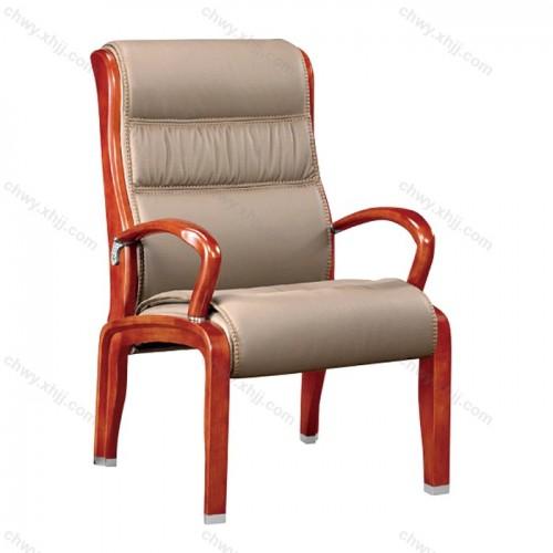带扶手四脚椅大型会议椅13