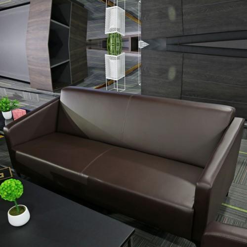 现代办公会客沙发07