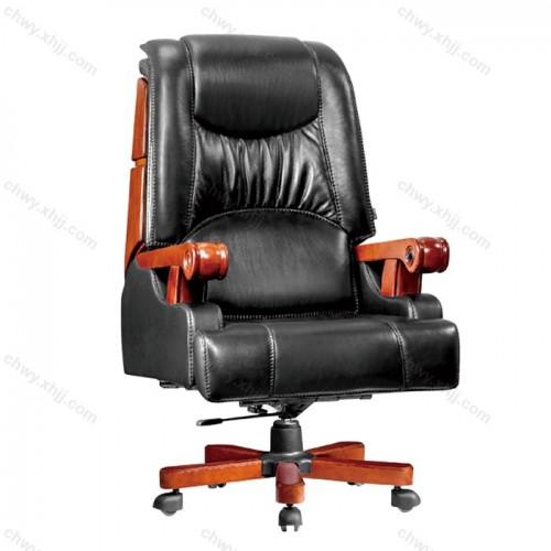 牛皮办公椅子大班椅 05
