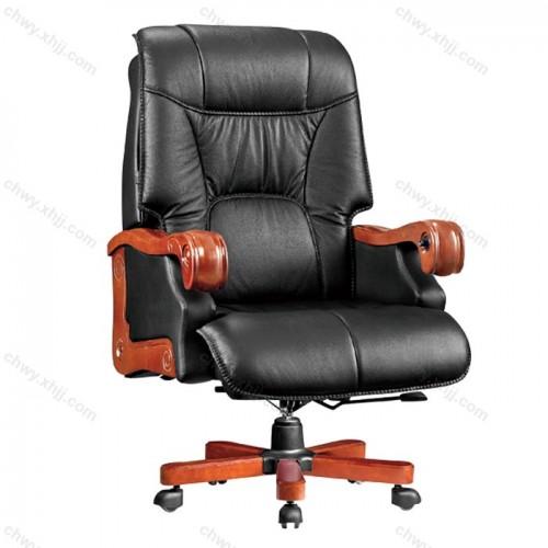 升降实木总裁椅大班椅 06