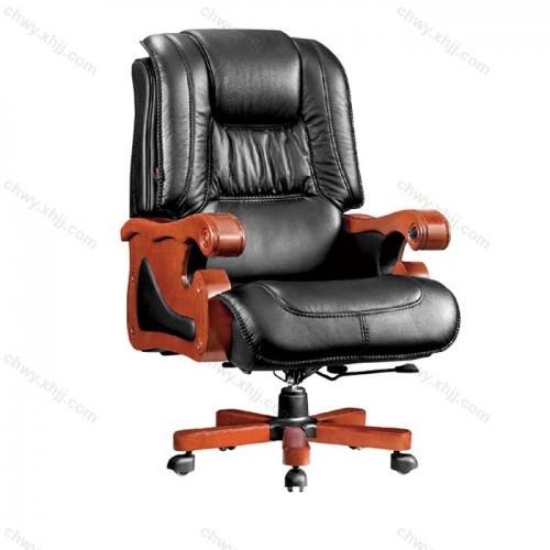 电脑椅 真皮老板椅08