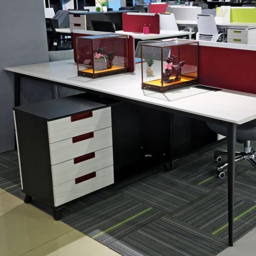 办公家具屏风隔断职员桌07