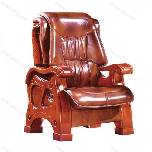 实木扶手老板椅12