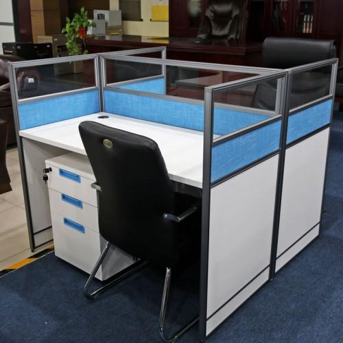 屏风工位职员办公桌09