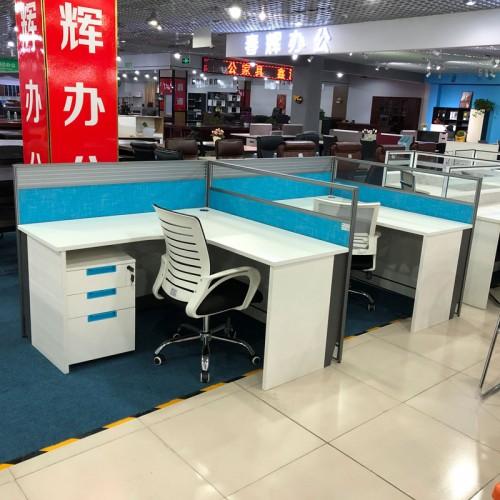 屏风隔断组合职员办公桌11