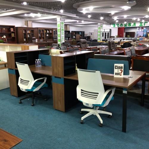 职员屏风办公桌电脑桌13