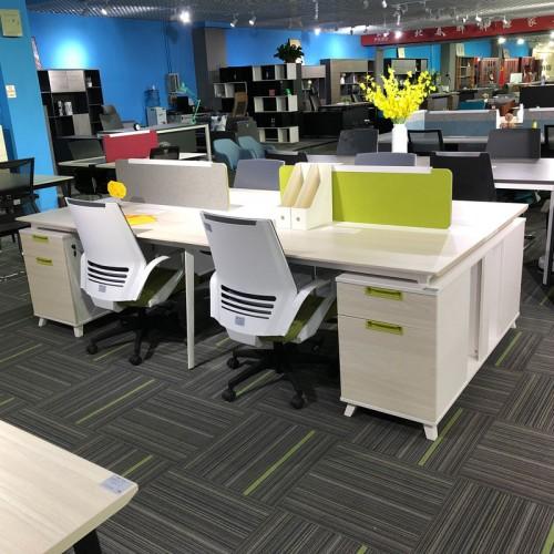 时尚现代屏风办公桌14
