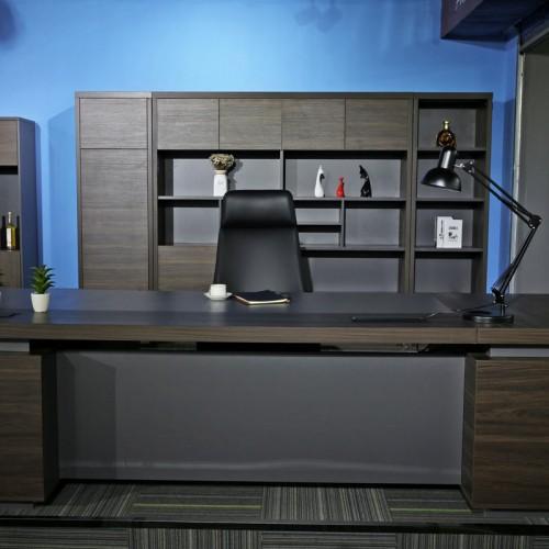 高档老板办公桌经理台08