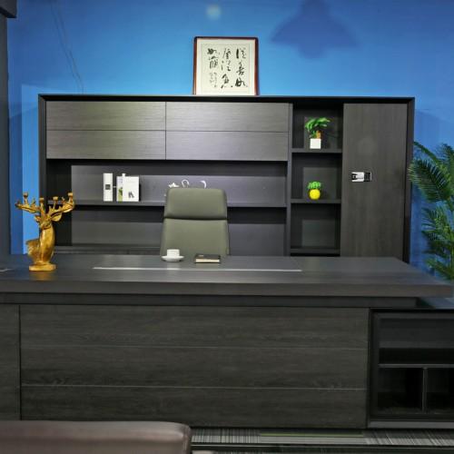商务老板办公桌经理台09