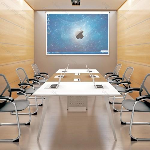 长桌 会议室会议桌07