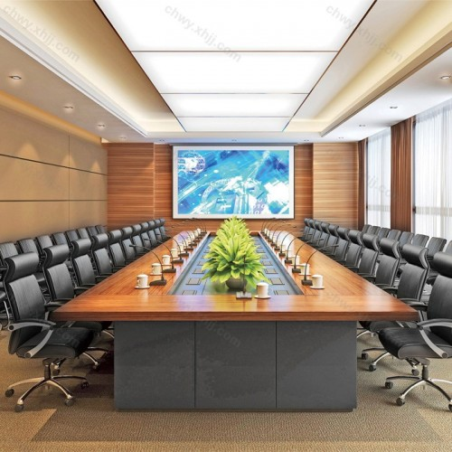 组合会议桌椅13