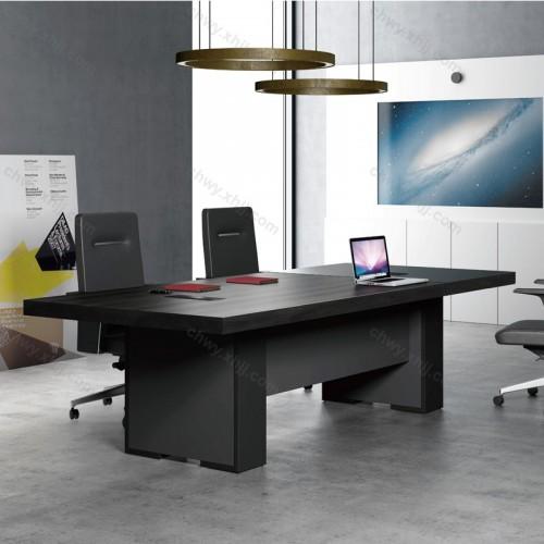 简约现代 板式 会议桌18