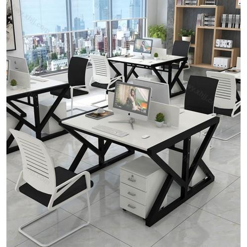 现代简约职员办公桌18