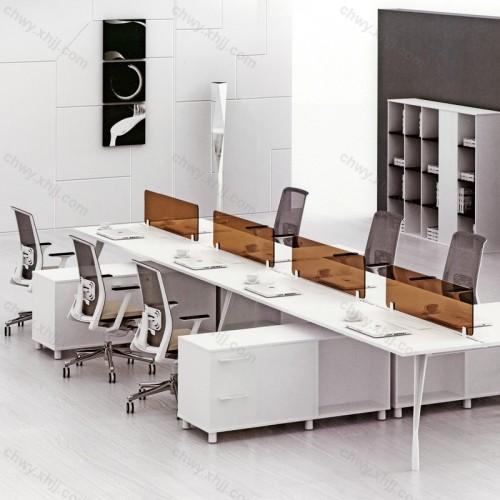 办公桌组合现代简约屏风工位20