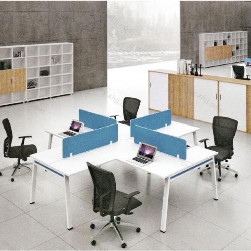 职员办公桌  屏风工作位28
