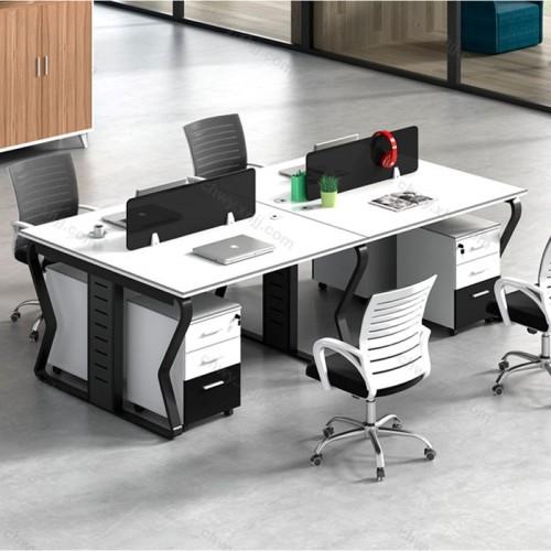 办公家具职员桌屏风工位45