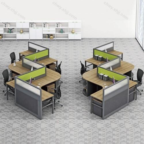办公桌椅组合 屏风工位46