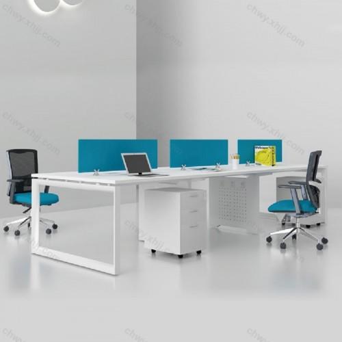 员工电脑  办公桌隔断50