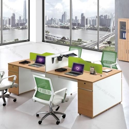屏风工作位  员工电脑桌53