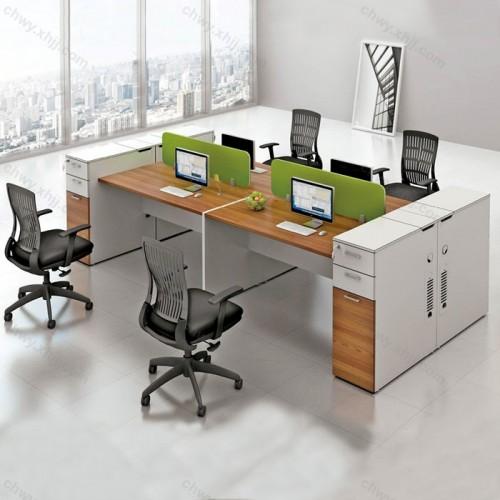 4人组合 现代简约办公桌61