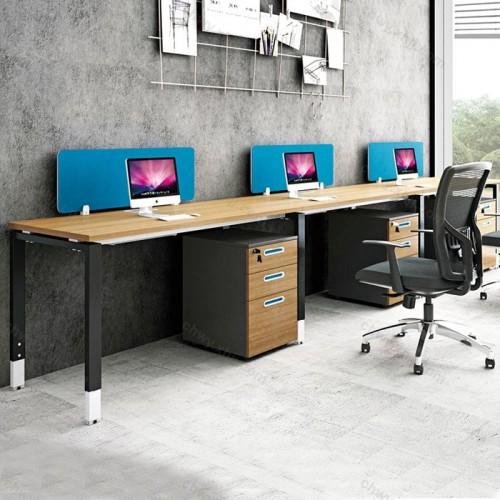 电脑桌屏风 卡位员工桌63