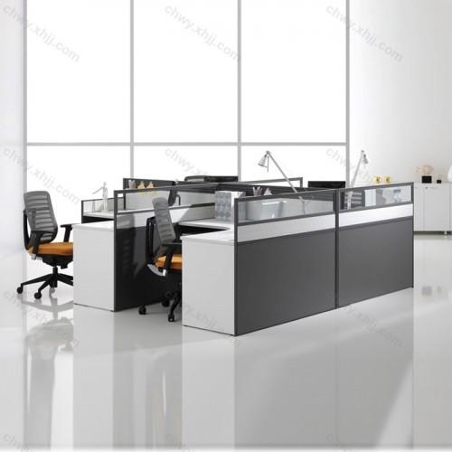 简约现代职员办公桌70