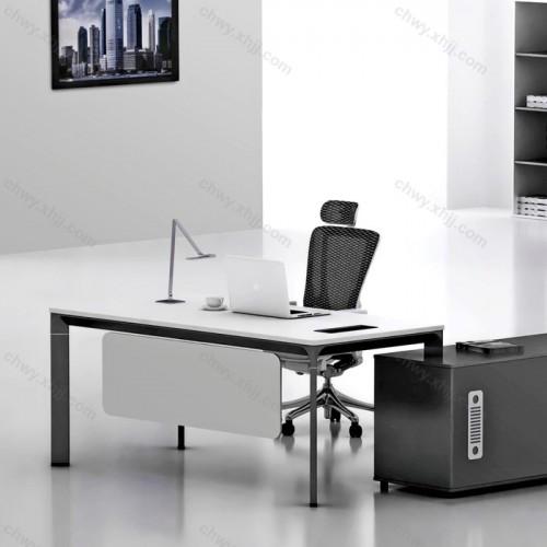 办公家具 经理台16
