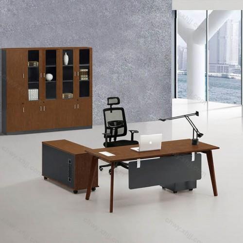 老板桌 办公桌 简约现代44