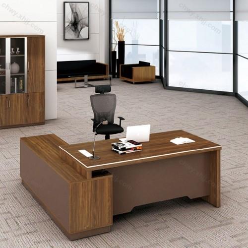 简约现代 办公家具 老板桌46