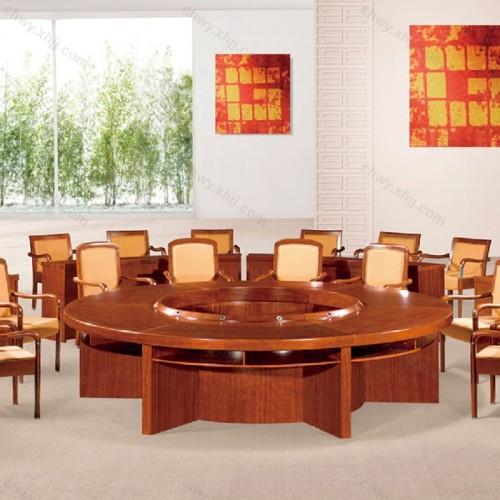 简约现代会议桌长桌07