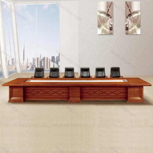 简约现代 大会议桌 10