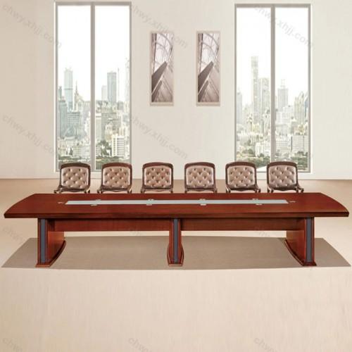 简约现代大型烤漆会议桌14