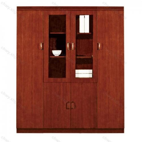 办公家具 实木油漆 文件柜01