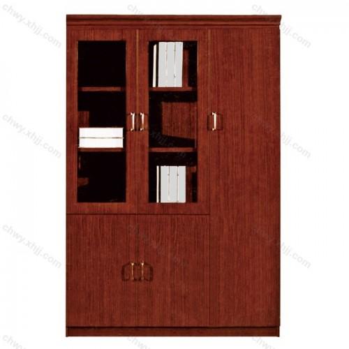 文件柜 木质办公室书柜06
