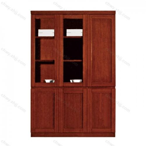 贴木皮资料柜文件柜10