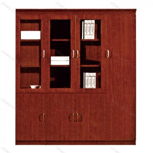 书柜办公室书柜中式11