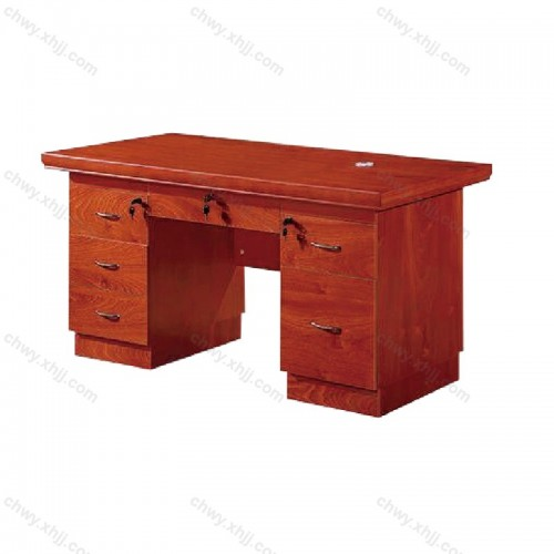 老板桌  办公桌椅05